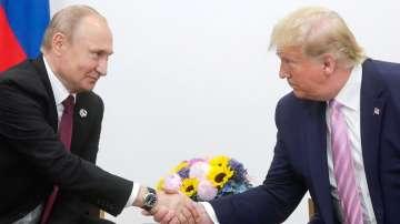Тръмп и Путин разговаряха в рамките на срещата на Г-20