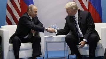 Завърши първата среща между Тръмп и Путин, продължила два часа