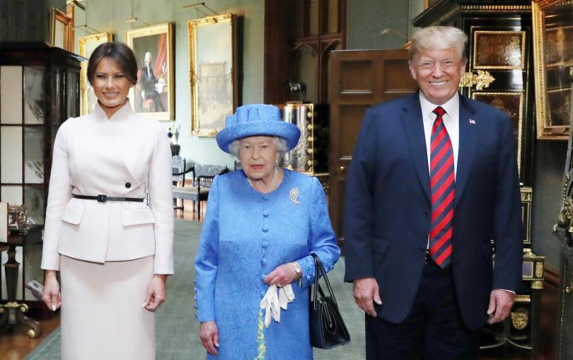 Снимка: Доналд Тръмп ще посети отново Великобритания в началото на юни