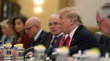 Продължава визитата на Доналд Тръмп в Китай