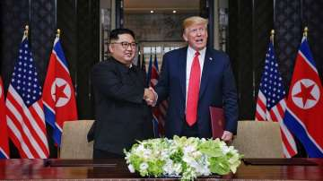 Тръмп разкри, че срещата с Ким Чен-ун ще бъде на 27 и 28 февруари