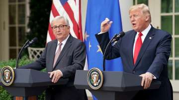 Край на заплахата от търговска война между САЩ и ЕС