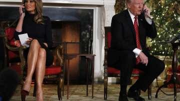 Доналд Тръмп зададе странен въпрос за Дядо Коледа на дете