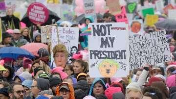 Един милион протестираха срещу Тръмп