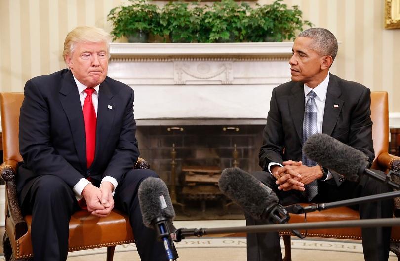 Обама и Тръмп с прогрес в осигуряване на плавен преход