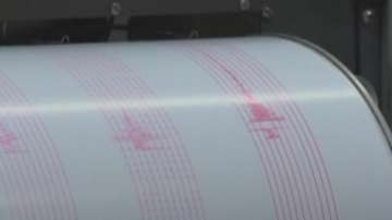 Земетресение с магнитуд 5,8 разлюля Атлантическия океан