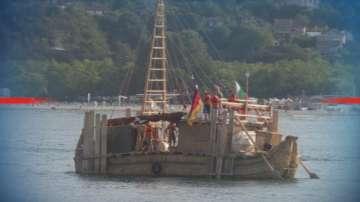 Завърна се единственият българин на борда на тръстиковия кораб Абора 4