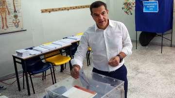 Нова демокрация води пред Сириза на евровота в Гърция
