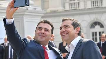 Гърция и Северна Македония откриват посолства