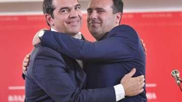 За тази визита на Ципрас в Скопие ще се говори дълго