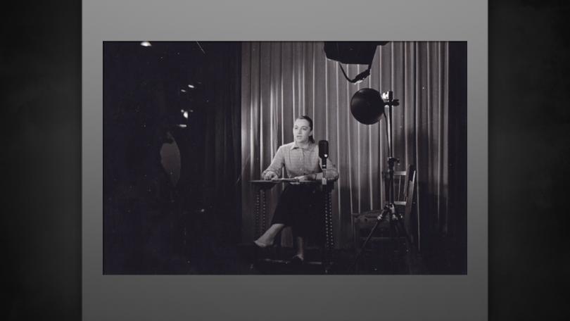 Снимка: Простихме се с актрисата Цветана Гълъбова - първата ТВ говорителка