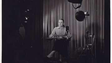Почина първата телевизионна говорителка Цветана Гълъбова