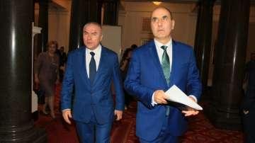 """След срещата с ГЕРБ: Партия """"Воля"""" остава в парламента"""