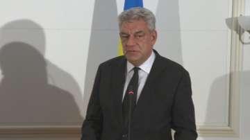 Михай Тудосе: Убеден съм, че имаме едно много прагматично партньорство