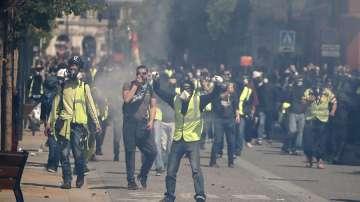 Тулуза е център на днешния протест на жълтите жилетки