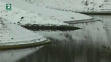 Водите на река Тунджа край Елхово достигнаха критичните 3 метра