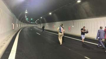 Отвориха за движение тунел Ечемишка на АМ Хемус