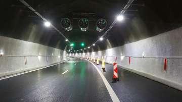 Ударни ремонти на тунели през 2018 г.