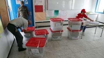 Предсрочни президентски избори се провеждат в Тунис