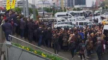 Процес срещу журналисти в Турция