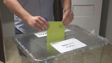 Три секции в България за гласуване за турския референдум