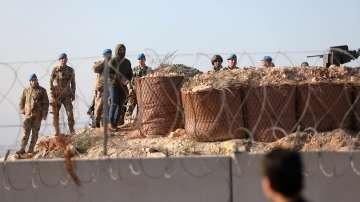 Турция е нанесла удари срещу десетки обекти на сирийските правителствени сили