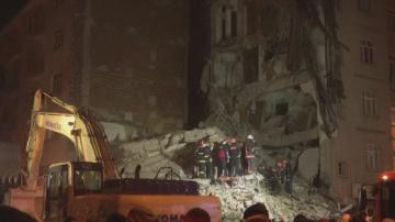 20 са вече загиналите след земетресението в Турция