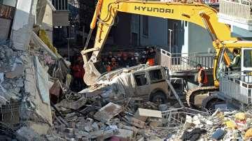 Няма повече оцелели или загинали под руините след труса в Източна Турция
