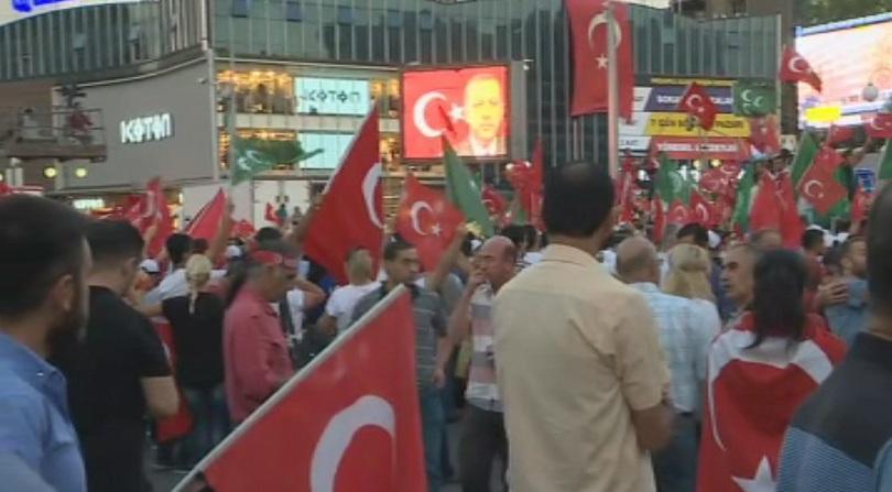 Най-големият опозиционен митинг се очаква да се проведе днес в