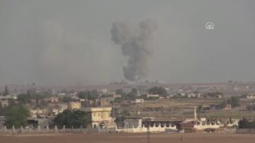 Турски самолети нанесоха удари на райони, контролирани от кюрдите