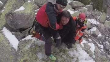 Спасени туристи на Витоша