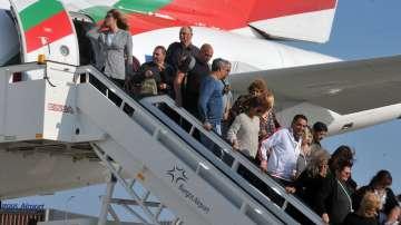 Над 1,3 млрд. евро са приходите от международен туризъм от началото на годината