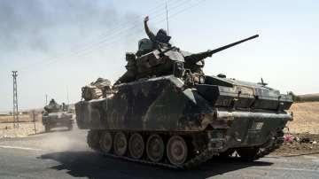 Вашингтон: Турската офанзива в Сирия не е срещу Ислямска държава
