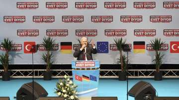 Кампания за турския референдум и в Германия