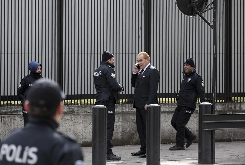 мерките сигурност анкара повишени заради терористична заплаха