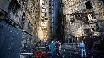 Пожар избухна в болница в Истанбул, пациентите са евакуирани