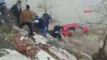 Торнадо вилня в Турция