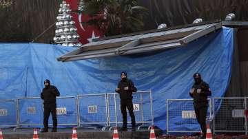 Осем задържани по подозрения за терористичния акт в Истанбул