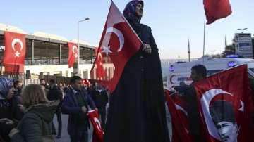 Ястреби за свободата на Кюрдистан пое отговорността за атентата в Истанбул