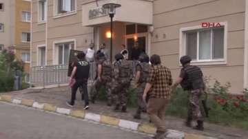 Антитерористични операции срещу Ислямска държава в Турция