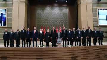 Новото правителство на турския президент Ердоган положи клетва