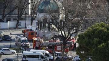 Атентатът в Истанбул: 10 загинали, над 15 ранени