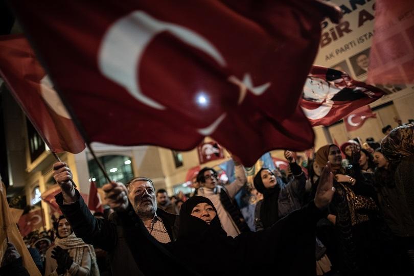 Поражение за Ердоган - опозицията спечели Истанбул, Анкара и Измир