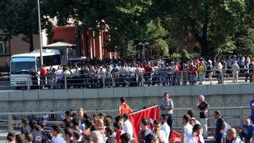 Как започна опитът за преврат в Турция