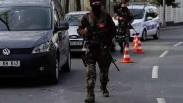 Турската полиция осуети терористично нападение