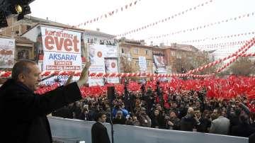 Референдум в Турция за президентска система на 16-ти април