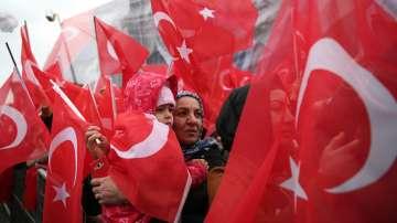 Ден преди местните избори в Турция