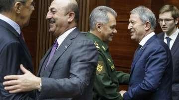 Делегация от Турция е в Москва за разговори по сирийската криза