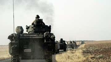 Турската армия е убила 25 членове на кюрдски формирования в Сирия