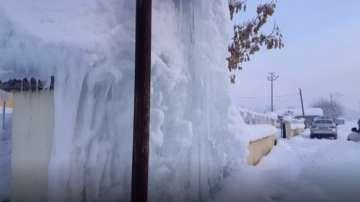 Снежна блокада в Турция